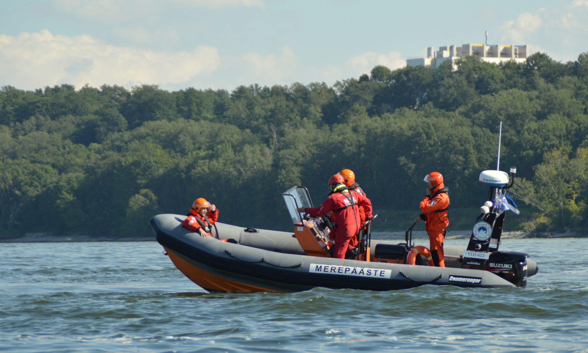 Muhu vabatahtlik merepääste